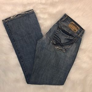 Lucky Brand Distressed Jeans Size 8/29